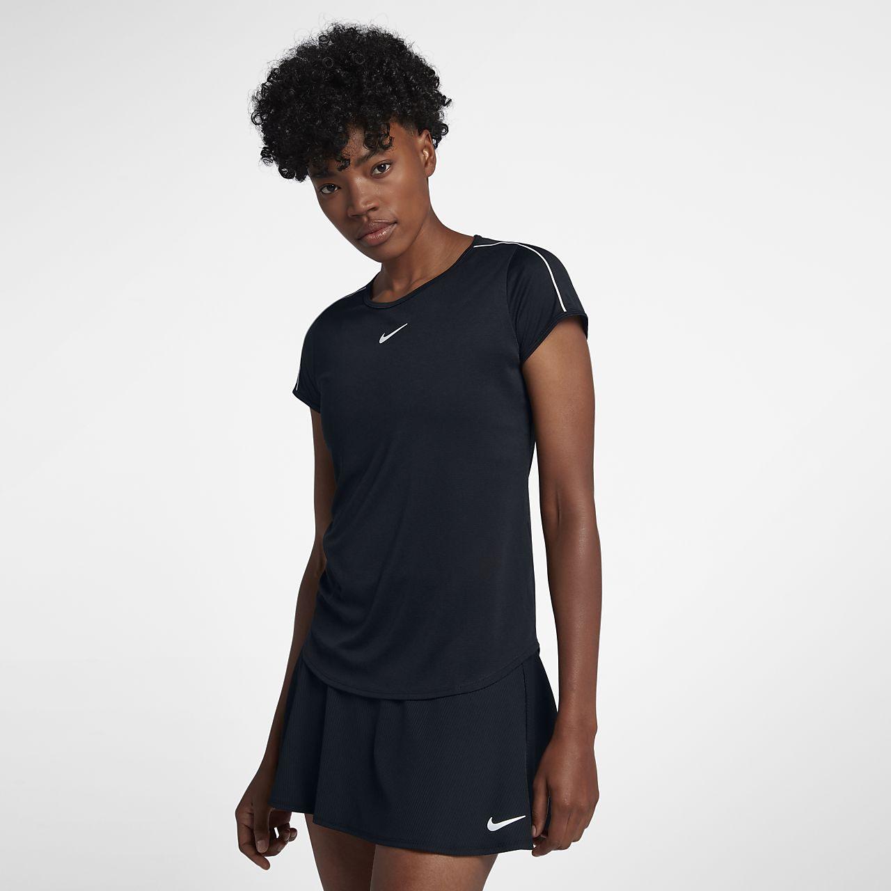 Damska koszulka do tenisa NikeCourt Dri-FIT