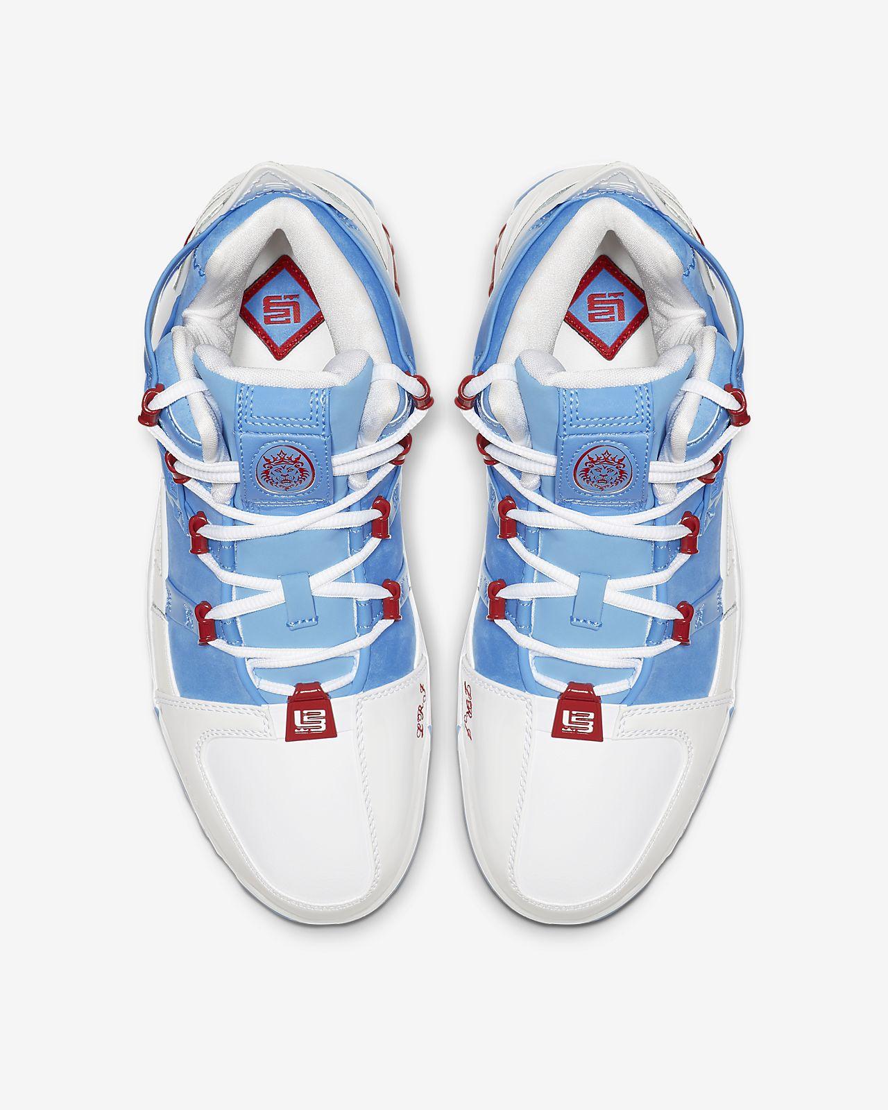 11f63921a0e5 Zoom LeBron 3 QS Men s Shoe. Nike.com AU