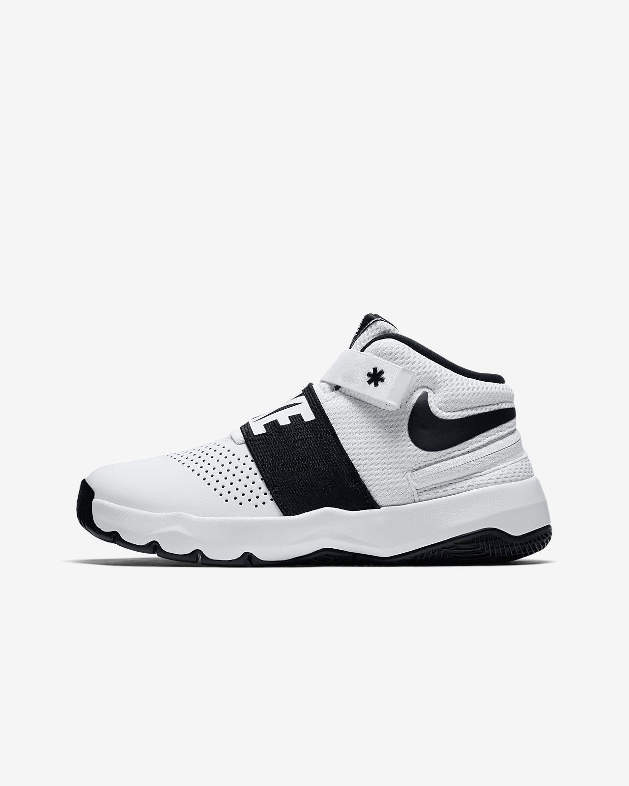 Nike Team Hustle D 8 FlyEase Big Kids' Basketball Shoe