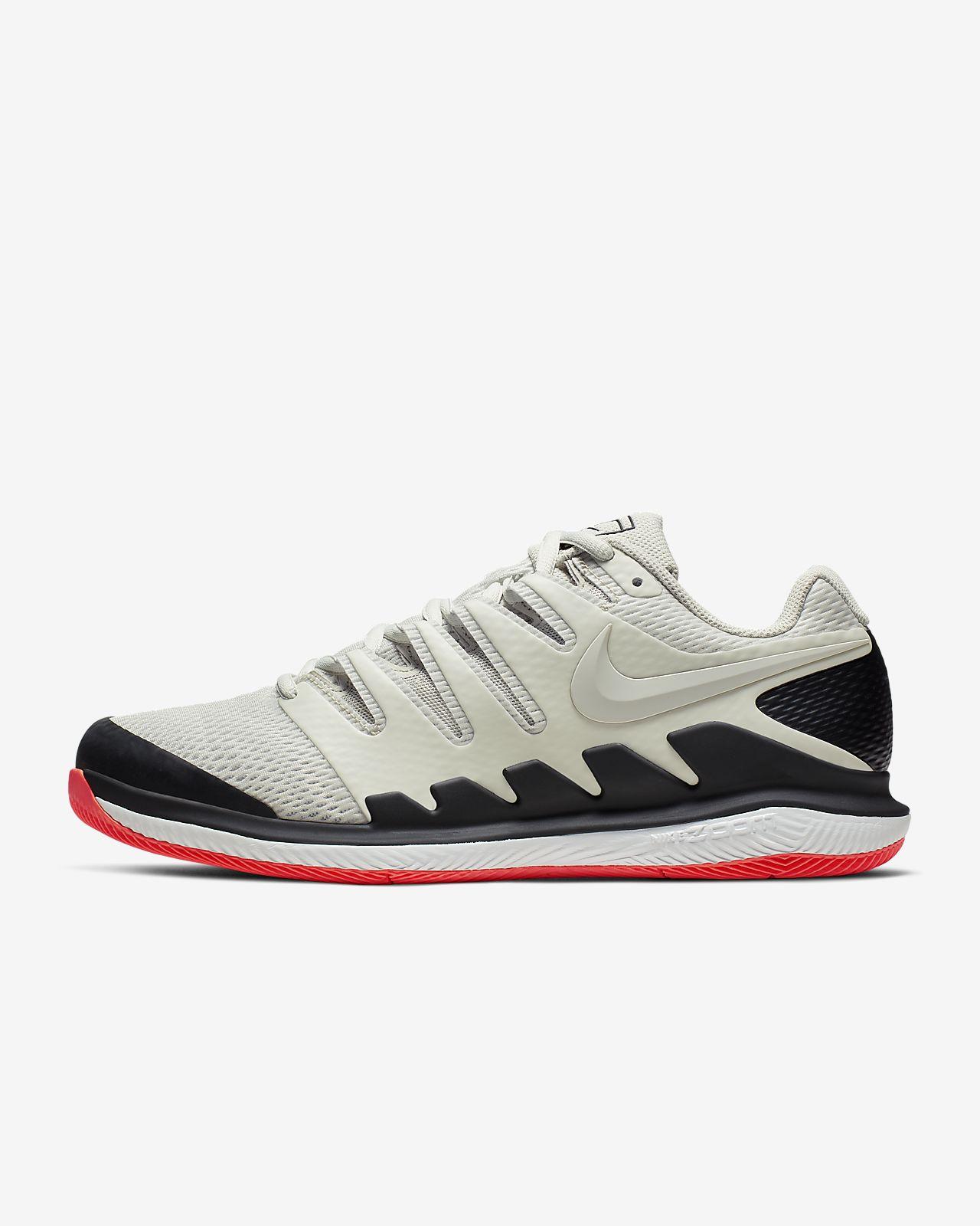 Chaussure de tennis pour surface dure NikeCourt Air Zoom Vapor X pour Homme