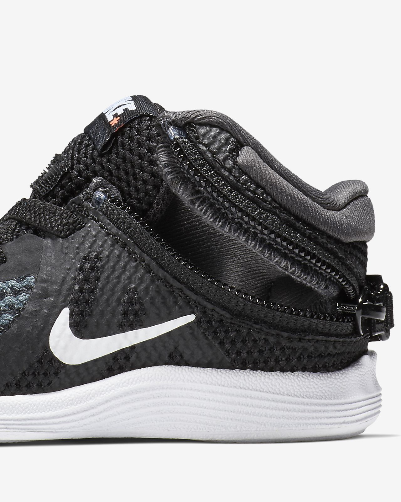 Nike Revolution 4 FlyEase Baby and Toddler Shoe