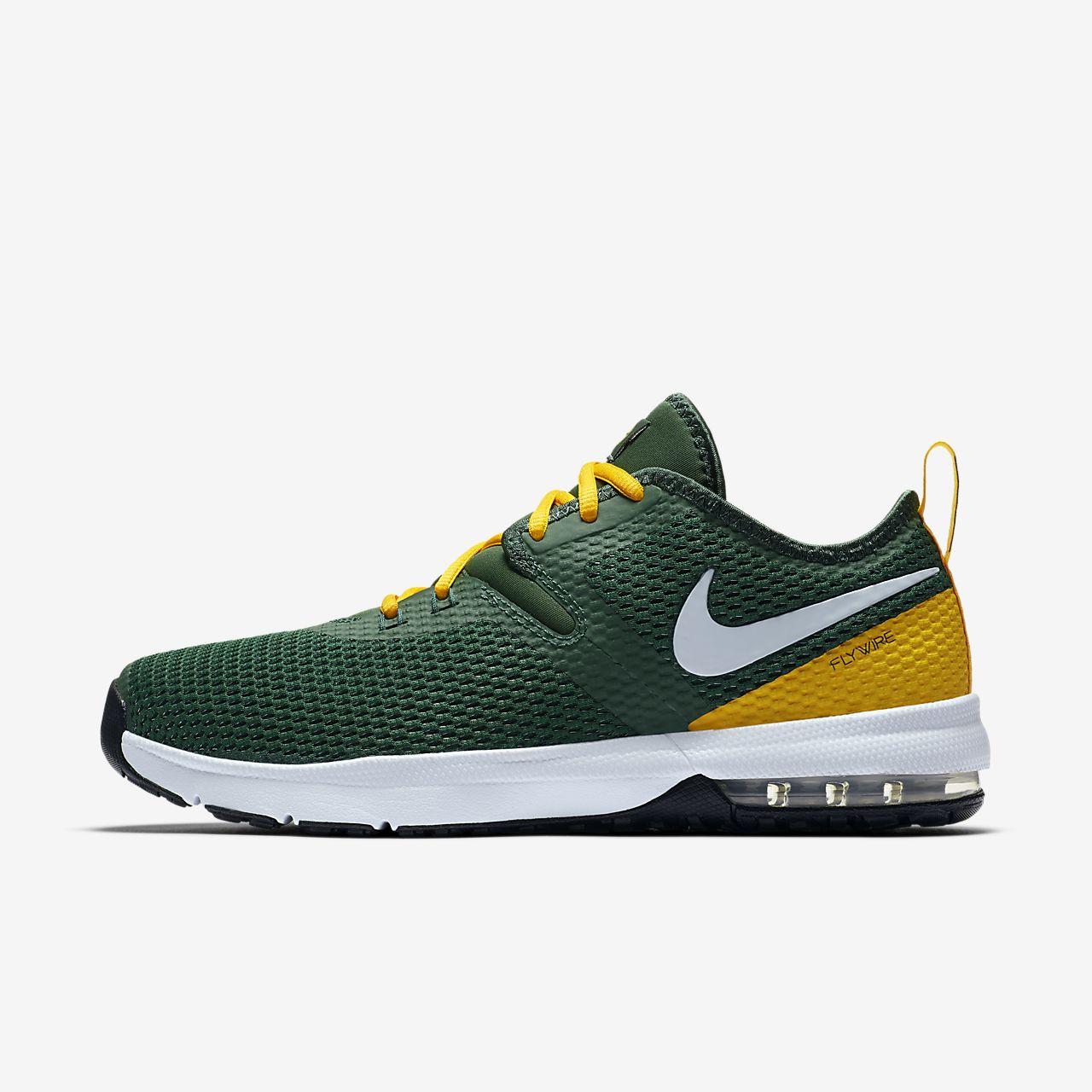 a62e6a296 Nike Air Max Typha 2 (NFL Green Bay) Men s Gym Gameday Shoe. Nike.com
