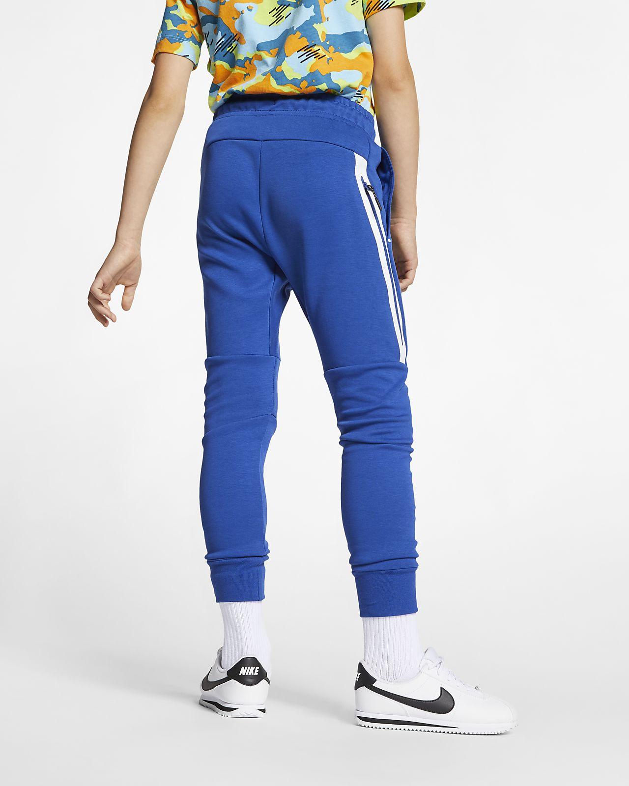9afe0318cc9ac Nike Sportswear Big Kids' Tech Fleece Pants. Nike.com