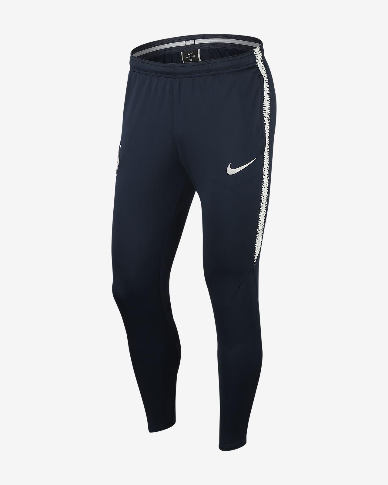 Мужские футбольные брюки FFF Dri-FIT Squad
