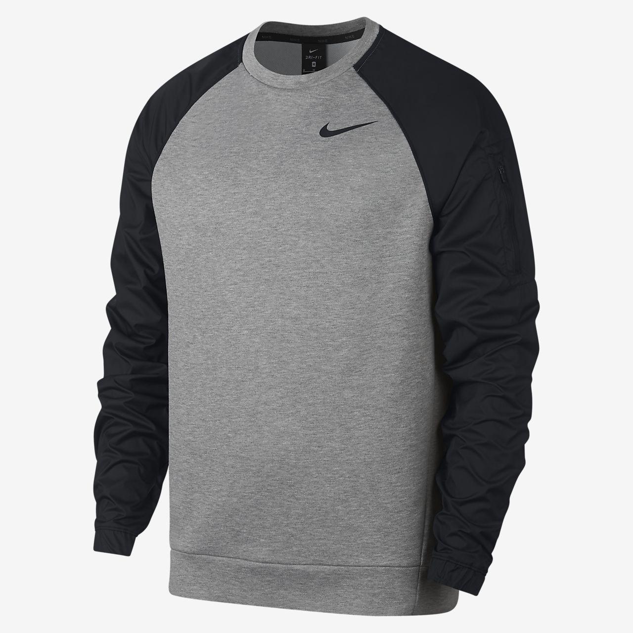Nike Dri-FIT treningsoverdel til herre