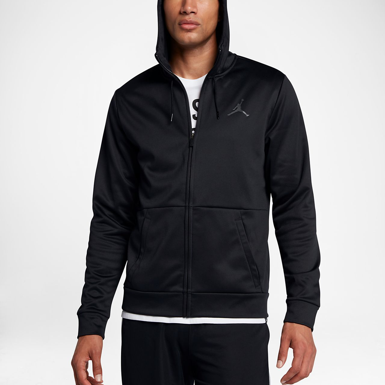 ef35ba993f4d Jordan Therma 23 Alpha Men s Full-Zip Hoodie. Nike.com EG