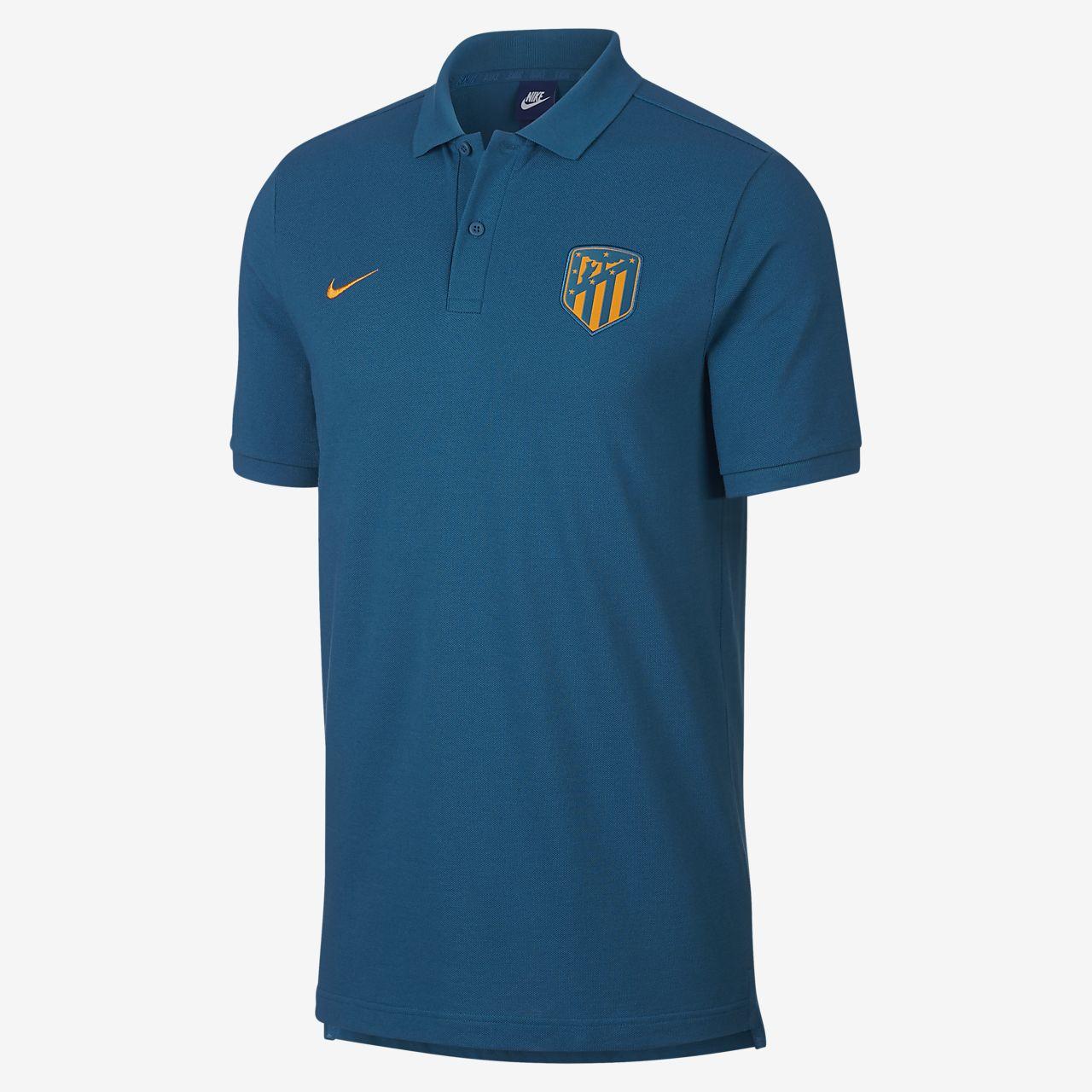 Polo para hombre del Atlético de Madrid. Nike.com MX cd9d809abae83
