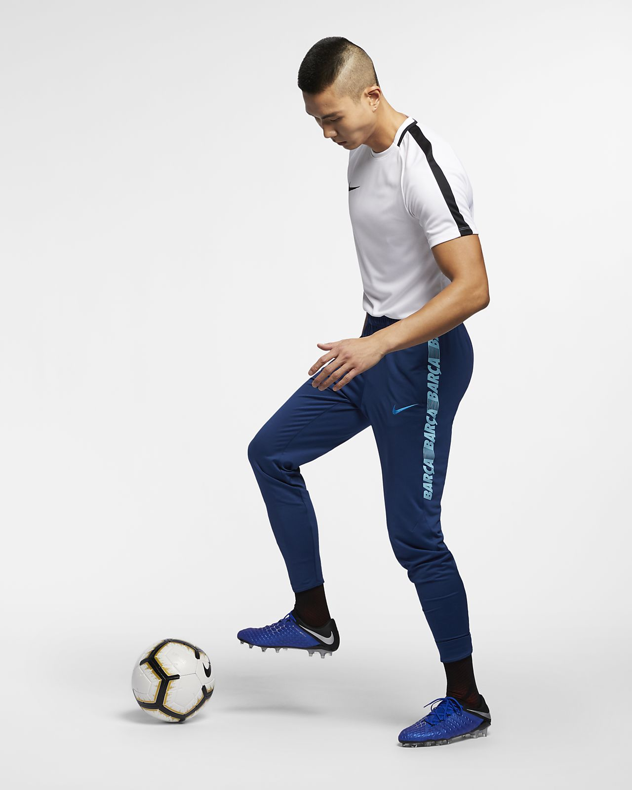 a25eb50c50e2d FC Barcelona Dri-FIT Squad Men's Football Pants. Nike.com NL