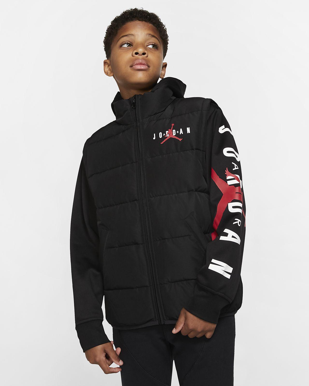 Air Jordan Big Kids' Puffer Jacket