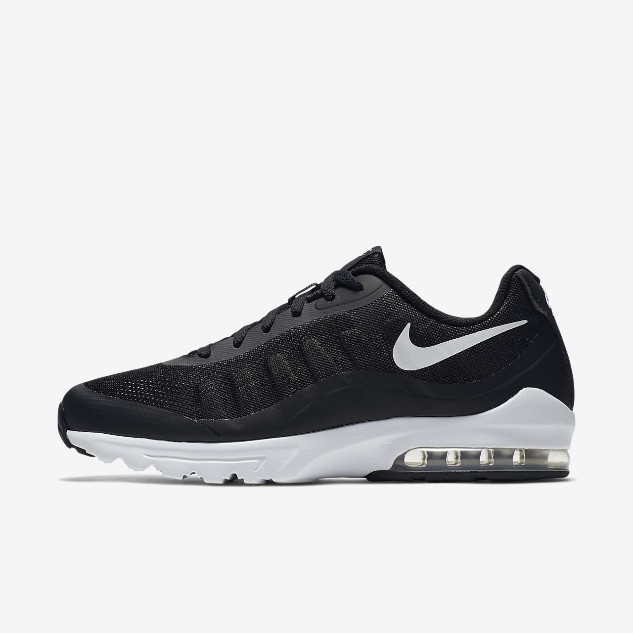 nike air max invigor mens black