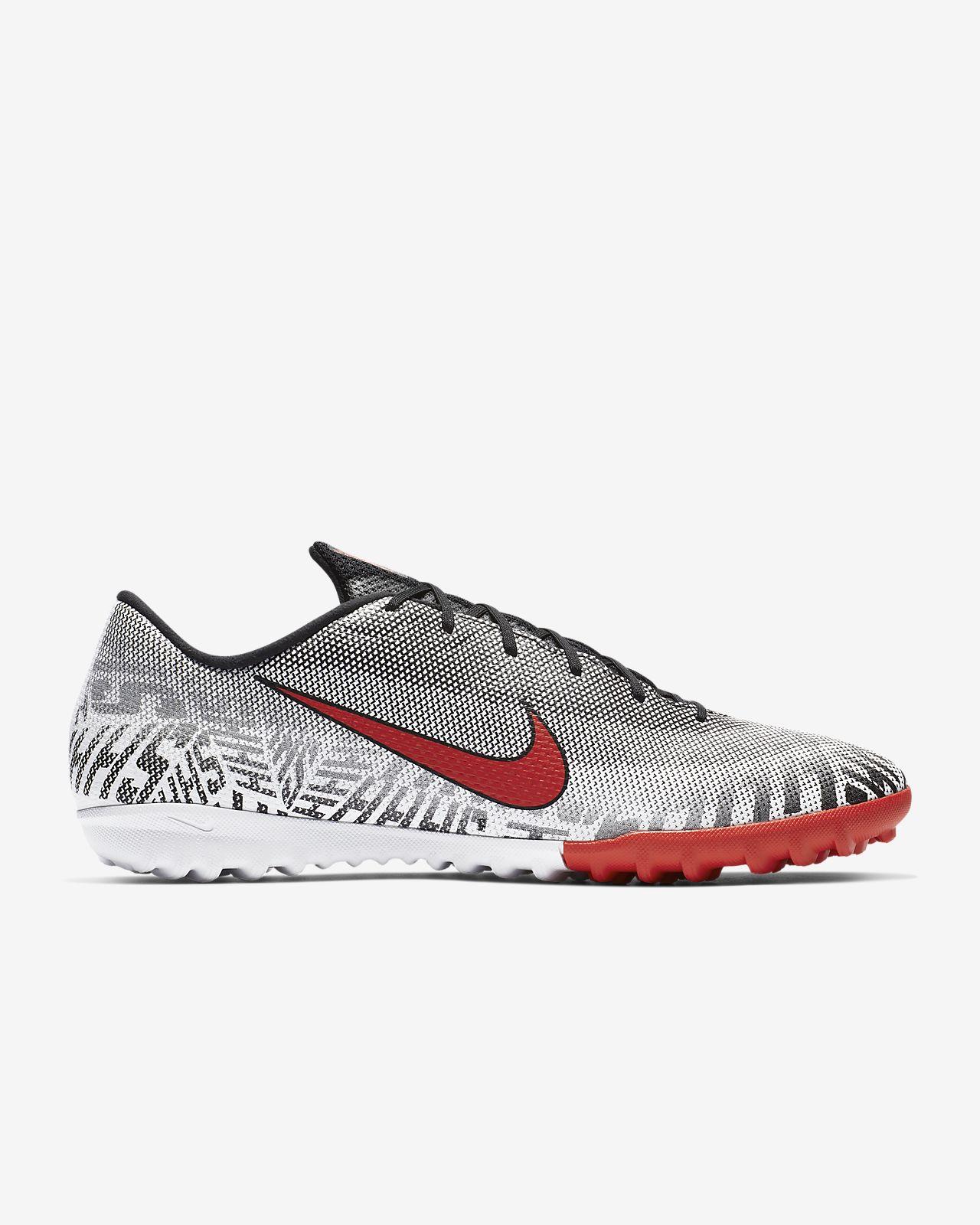 0f1de0c4aab Nike Mercurial Vapor XII Academy Neymar TF Artificial-Turf Soccer Shoe