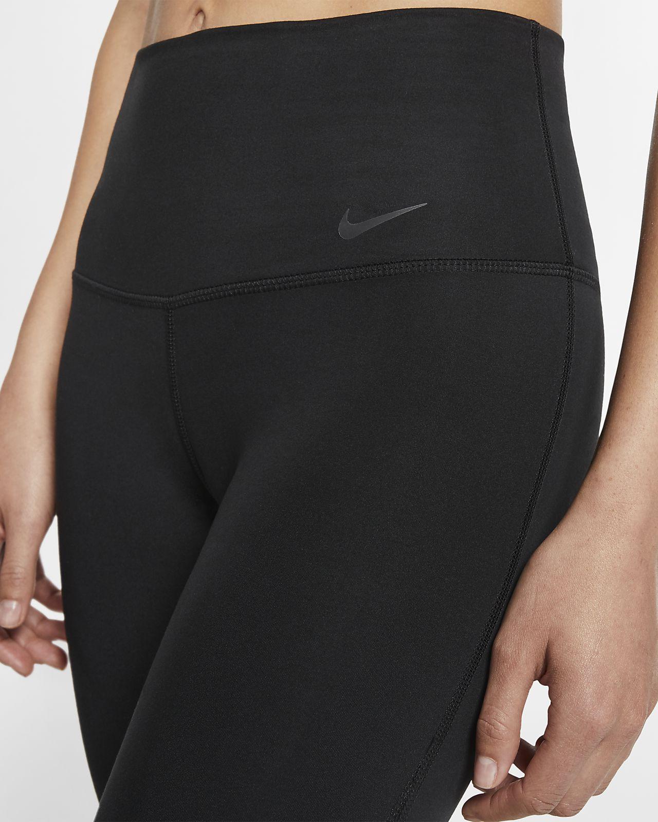 9fc6cab4e Dámské tréninkové 7/8 legíny Nike Dri-FIT Power na jógu. Nike.com CZ