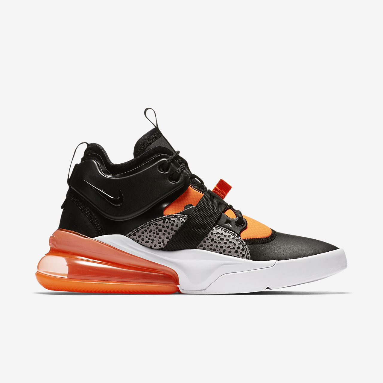 Nike Mens Air Force 270 Basketball Shoe