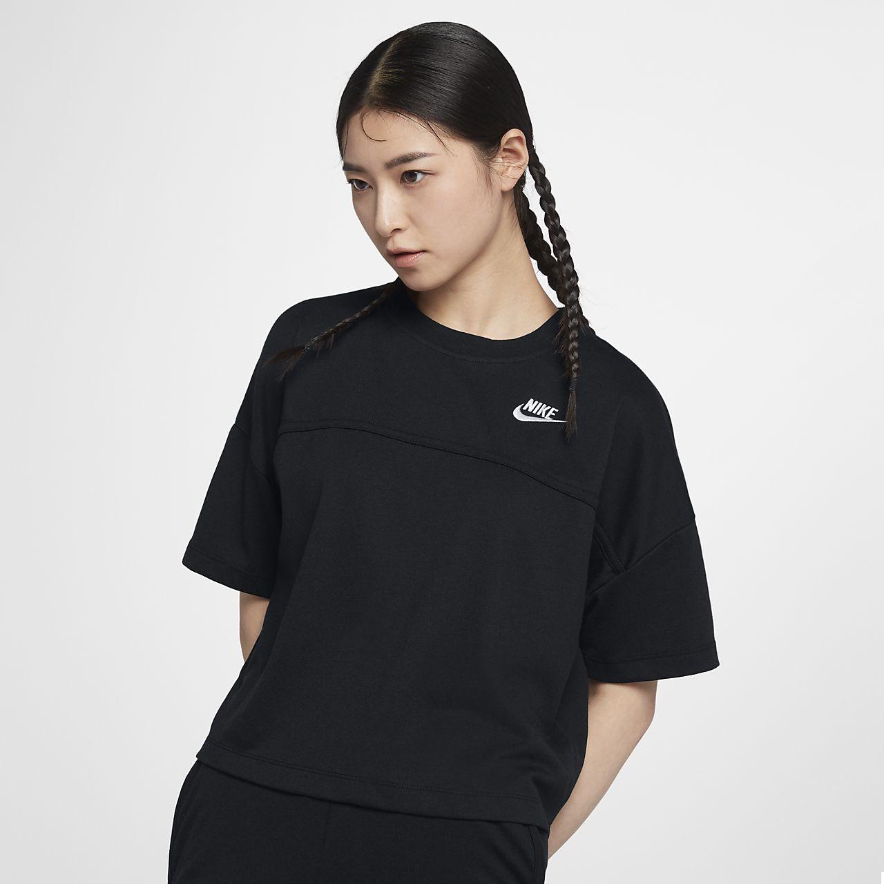 Nike Sportswear 女子短袖上衣