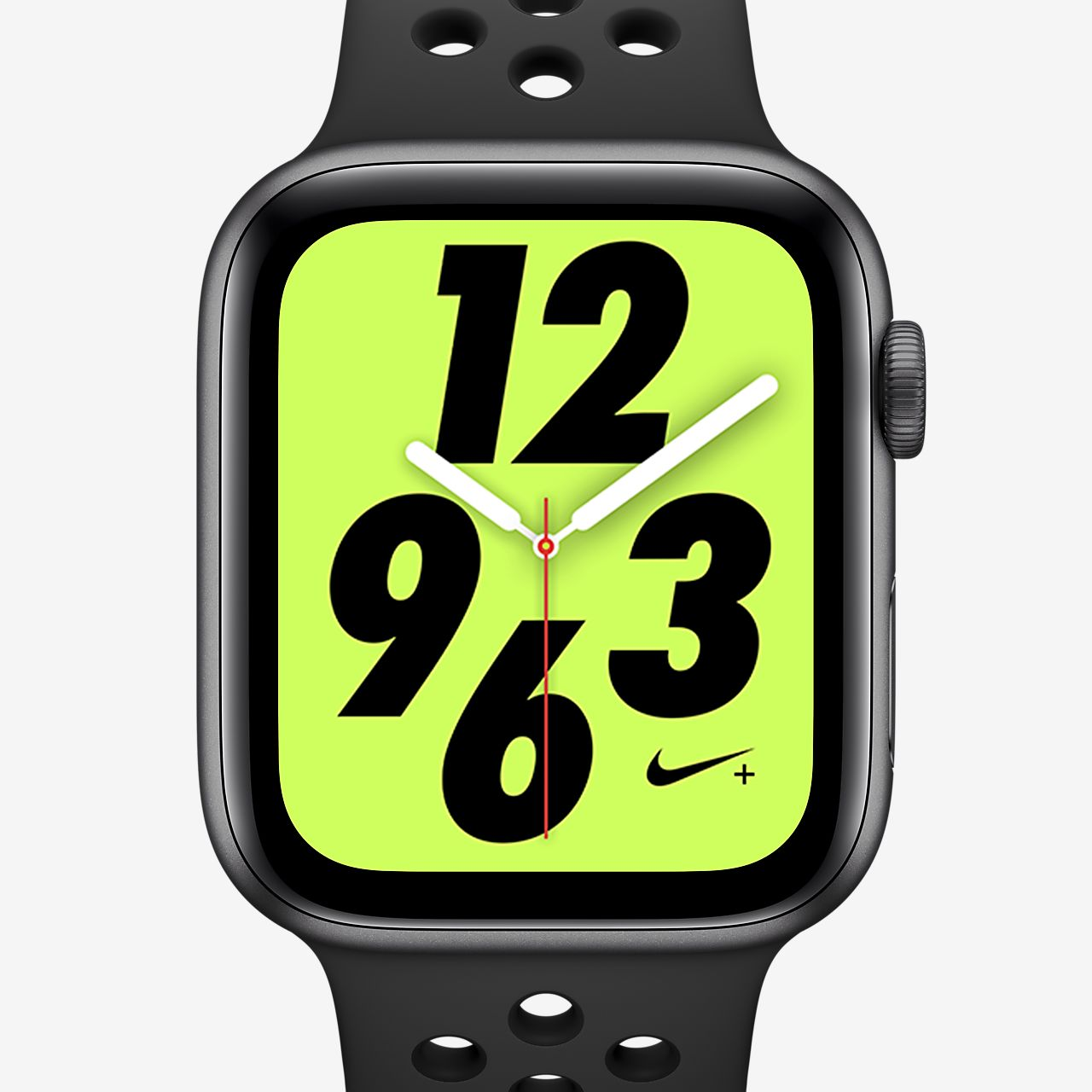 Apple Watch Nike+ Series 4 (GPS + Cellular) with Nike Sport Band 44mm Sport Watch