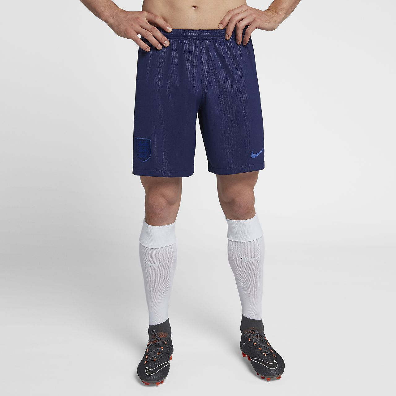 2018 England Stadium Home Men's Football Shorts