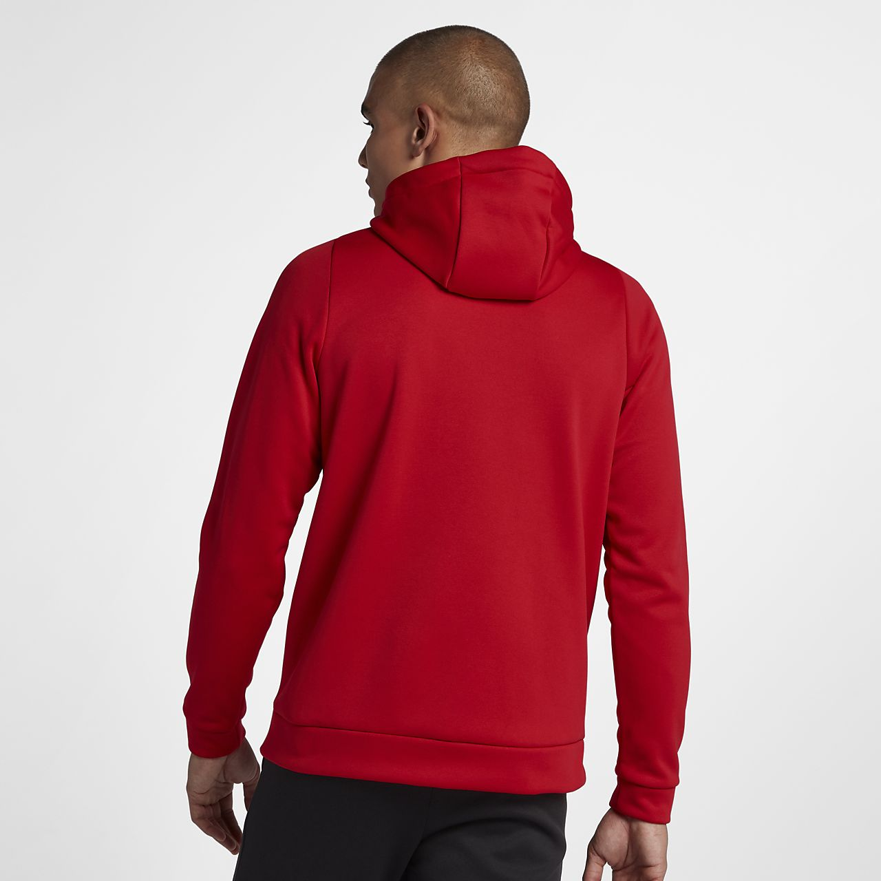1445eb8ee05 Nike Therma Men s Pullover Training Hoodie. Nike.com