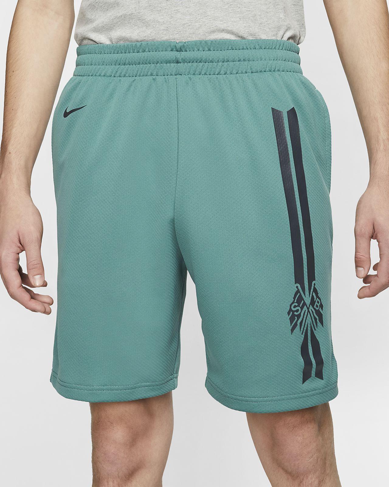 Nike SB Dri-FIT Sunday Pantalons curts estampats de skateboard - Home