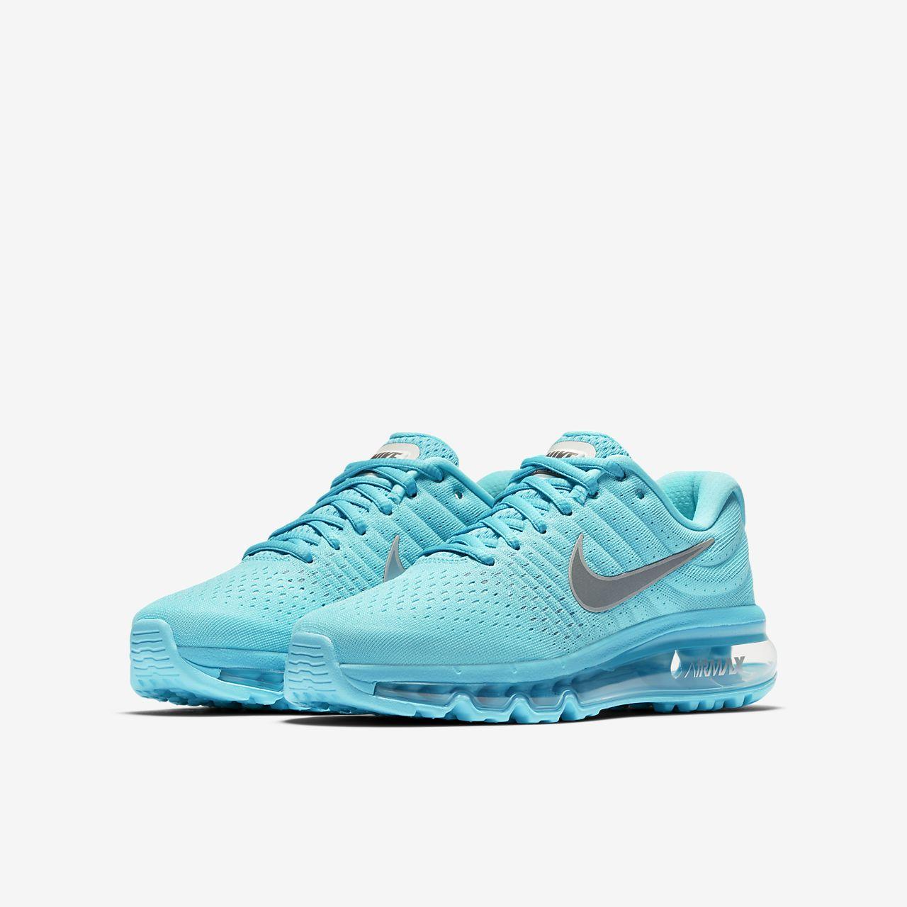 ... Nike Air Max 2017 Older Kids' Running Shoe