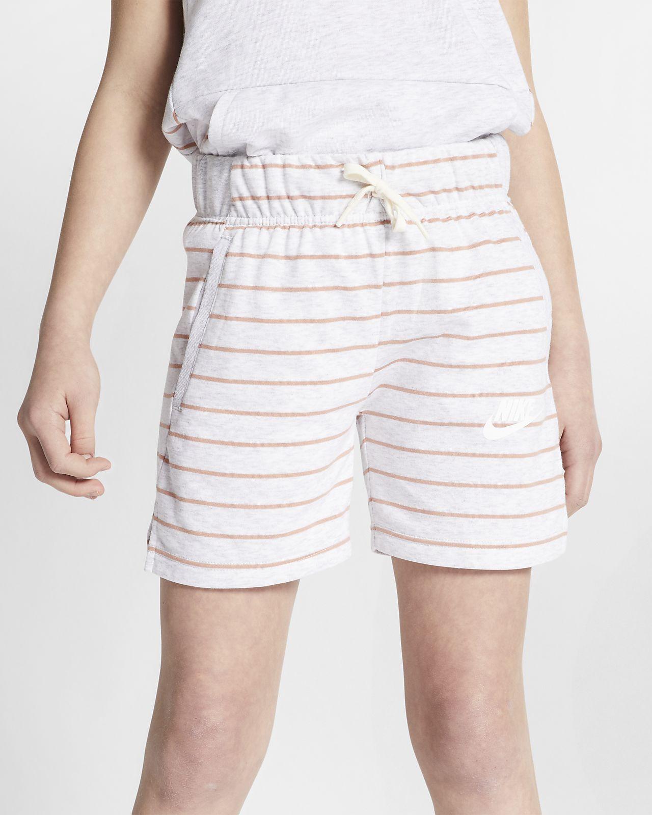 Shorts Nike Sportswear för ungdom (tjejer)