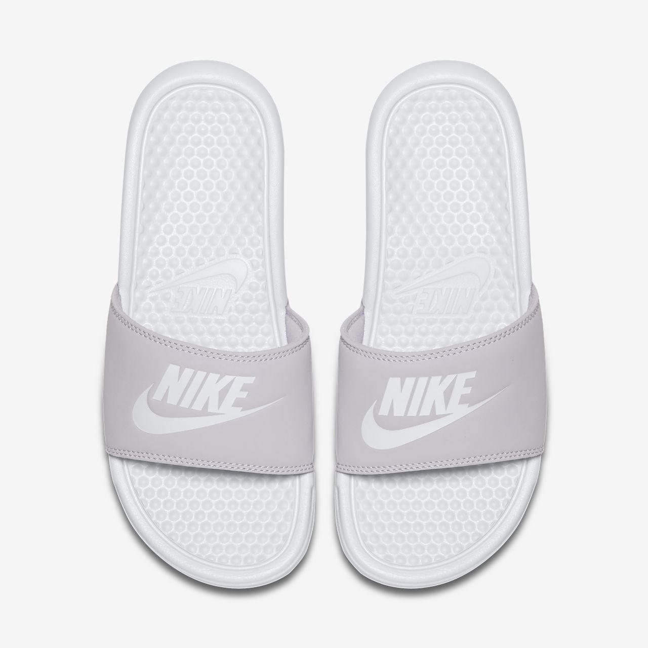 Nike Benassi Pastel QS Damen-Badeslipper - Orange qh6YZ2JK