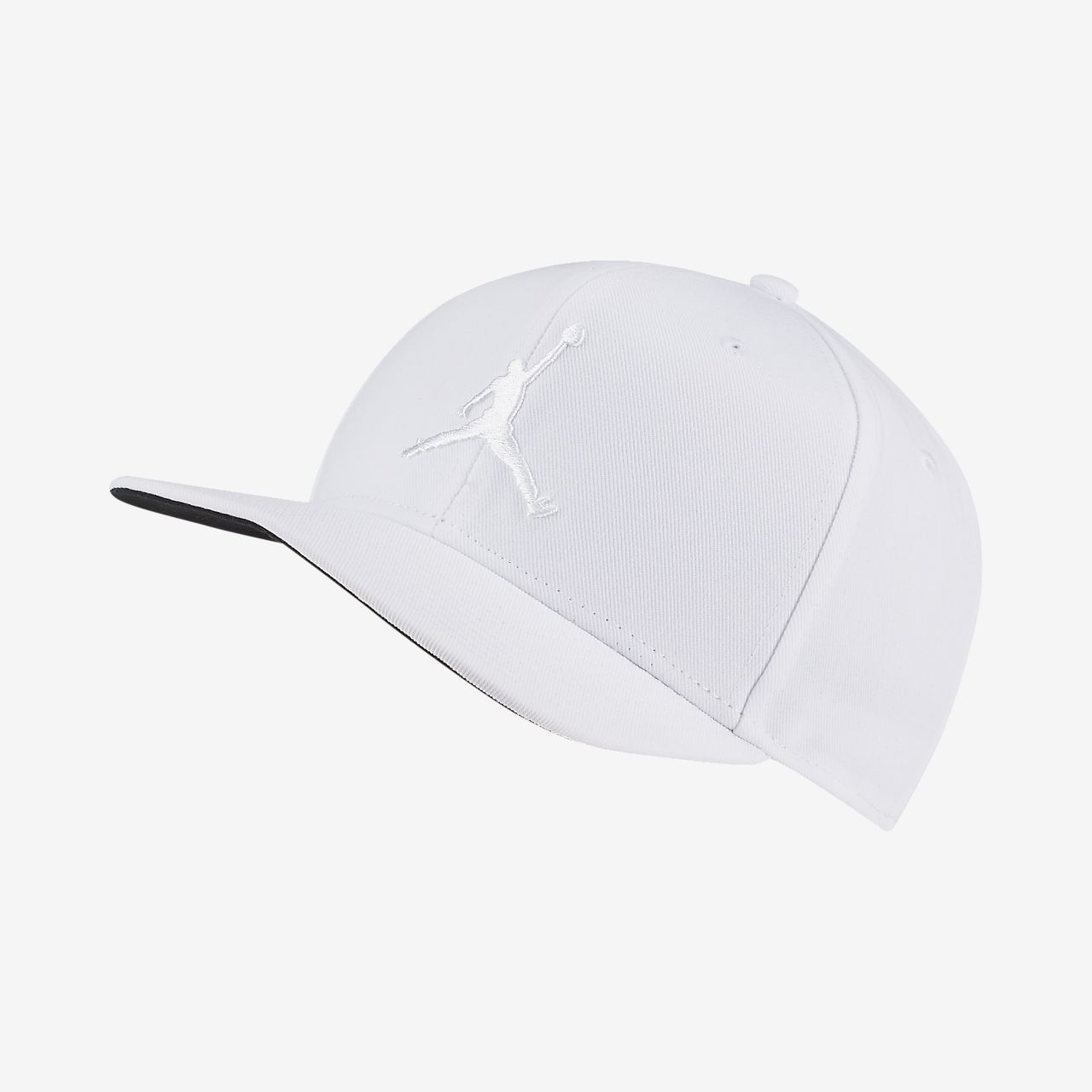 8045b99e1dc Jordan Pro Jumpman Snapback Hat. Nike.com