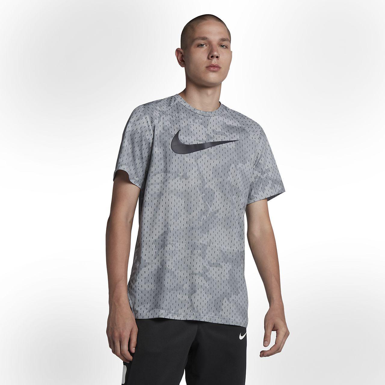 timeless design d47db 1805f Nike Dri-FIT Elite kortermet basketoverdel til herre