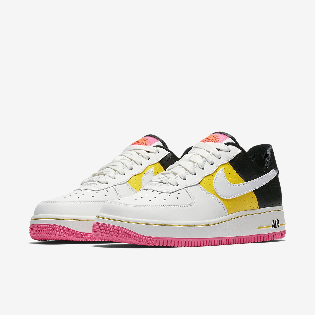 scarpa nike air force 1 '07 se moto summit whitetour yellow