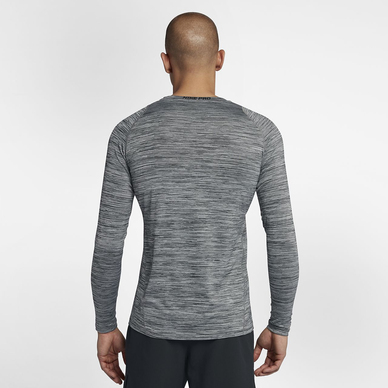 71257bc5ba Nike Pro Fitted Men's Long Sleeve Training Top. Nike.com