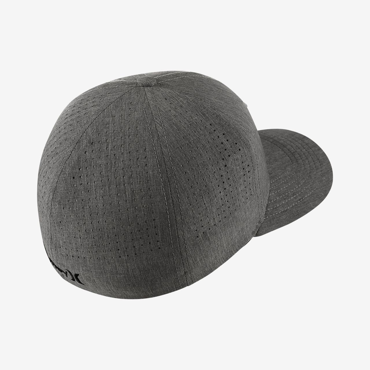 Hurley Phantom Vapor 3.0 Men s Fitted Hat. Nike.com ZA f6dffe935bcd