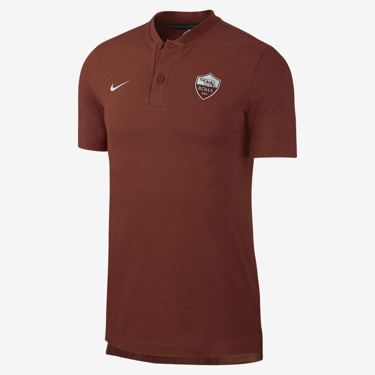 Мужская рубашка-поло A.S. Roma Grand Slam
