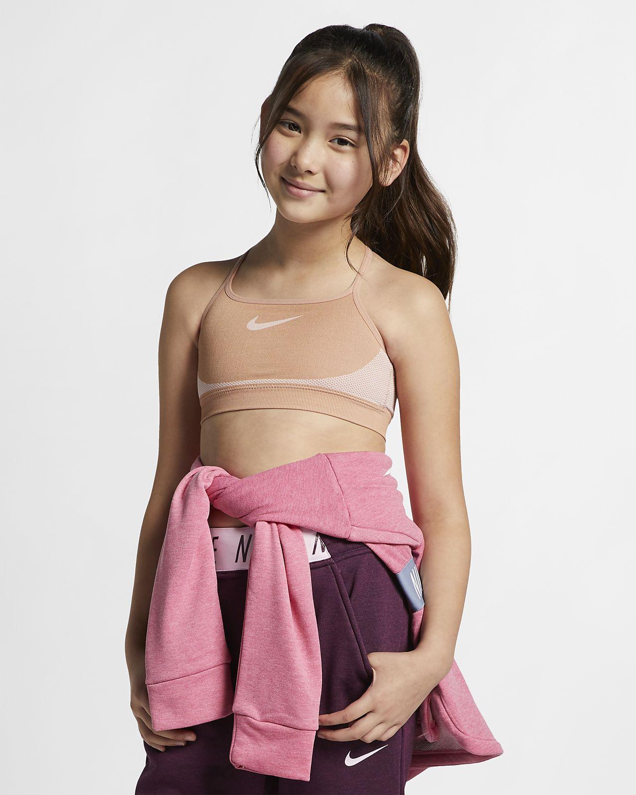 Nike alakformáló melltartó lányoknak