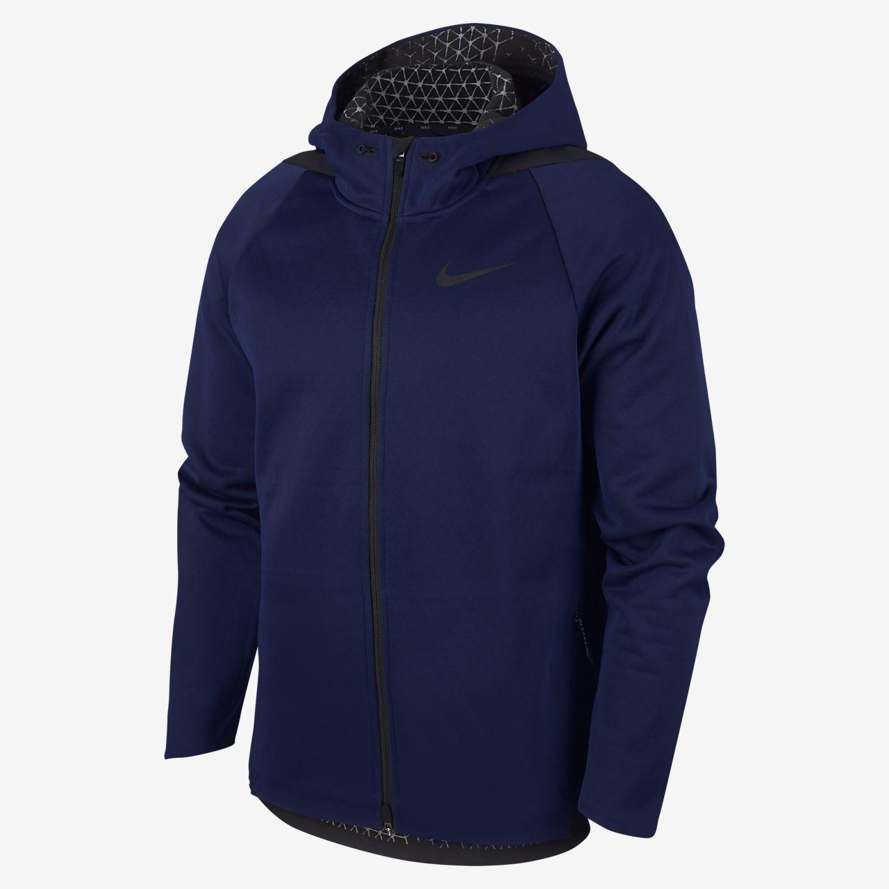 Blusão de treino Nike Therma Sphere para homem