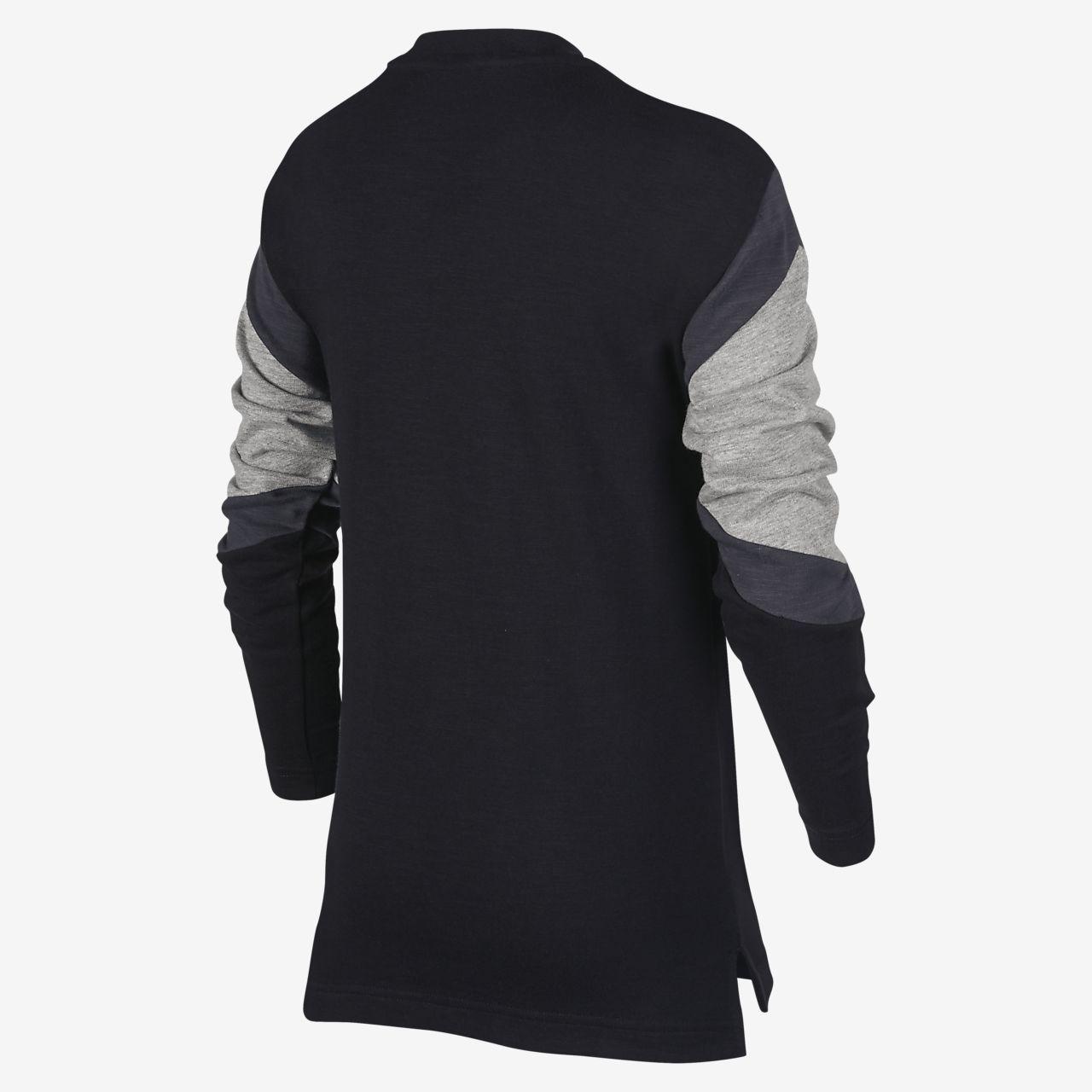 a51952f28c Nike Air Camiseta de manga larga - Niño. Nike.com ES