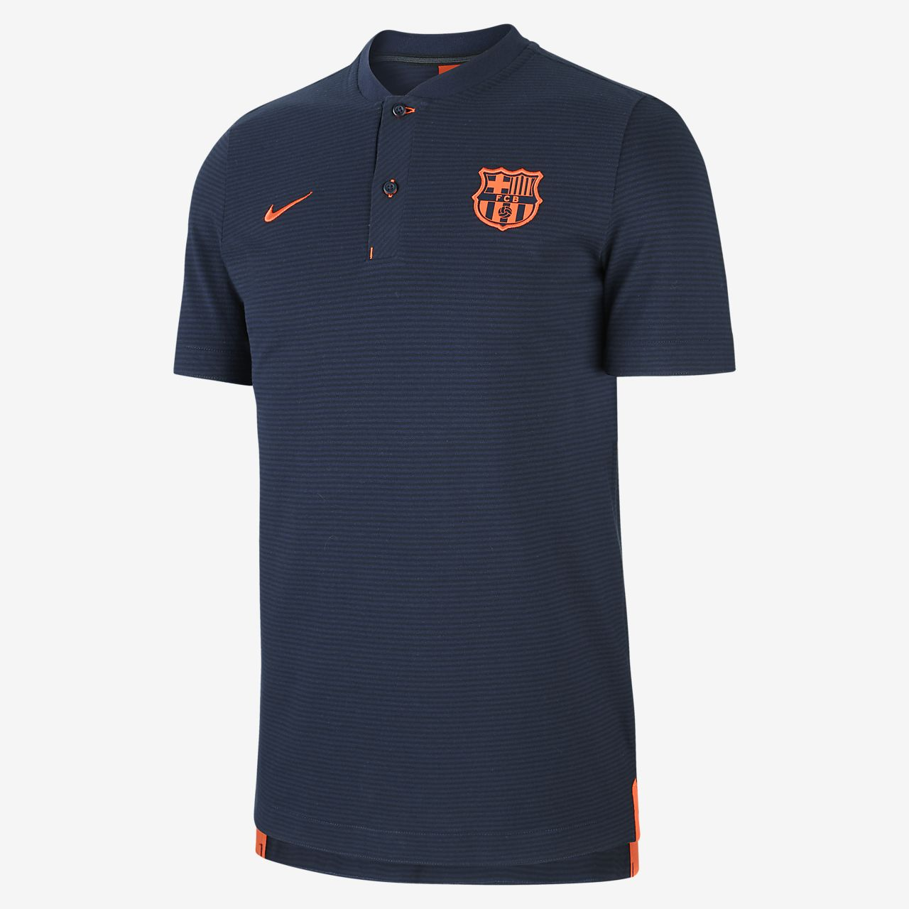 ... FC Barcelona Modern Authentic Grand Slam Men's Polo