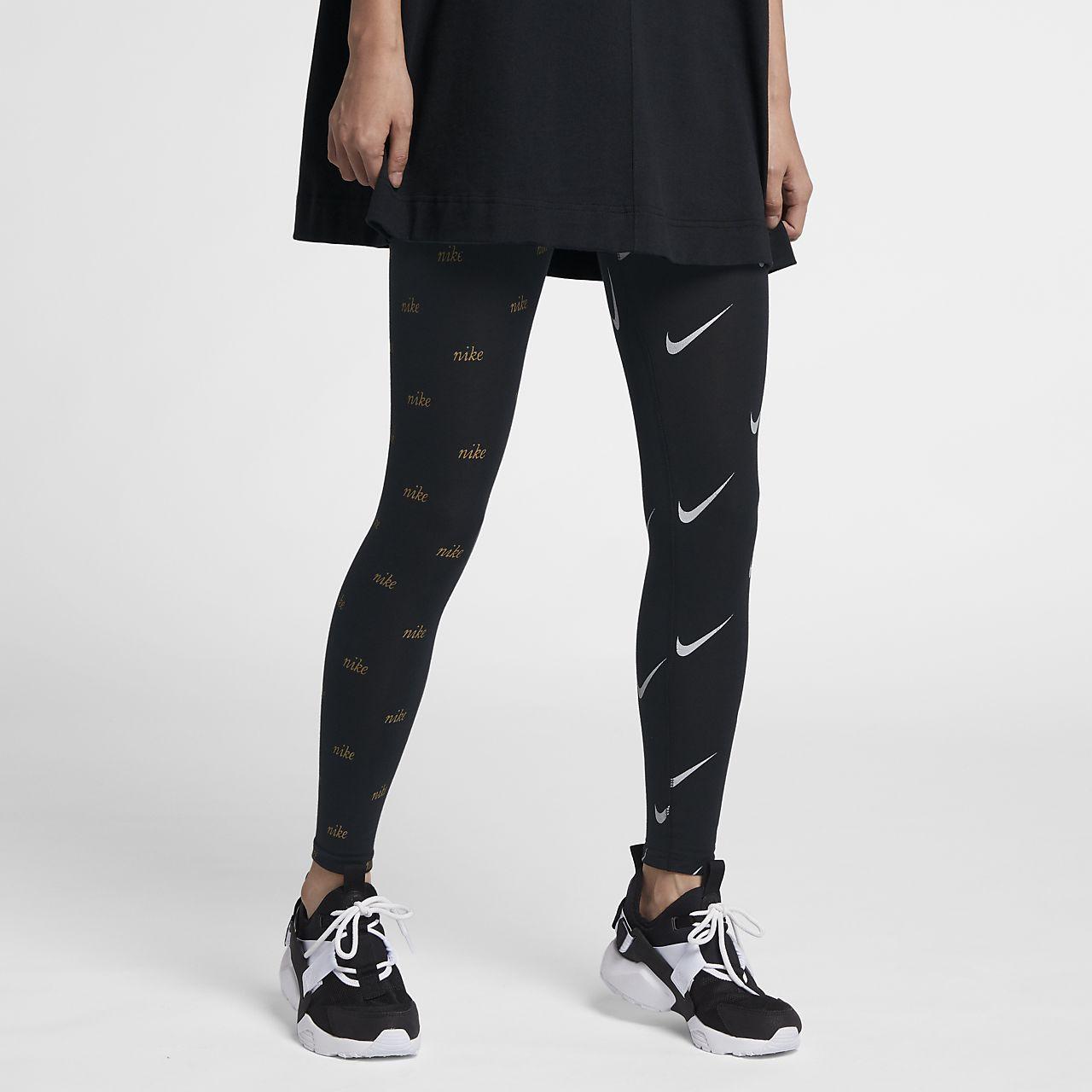 Nike Sportswear Women s Metallic Leggings. Nike.com VN 2128c8e53
