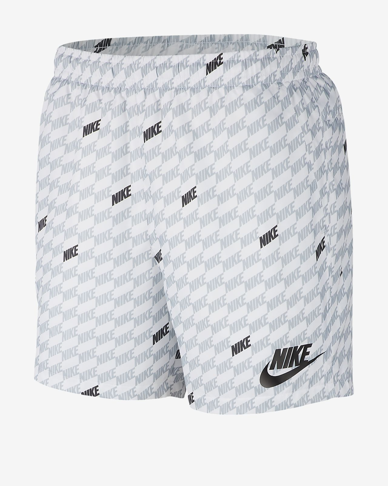 Nike Sportswear Men's Woven Printed Shorts