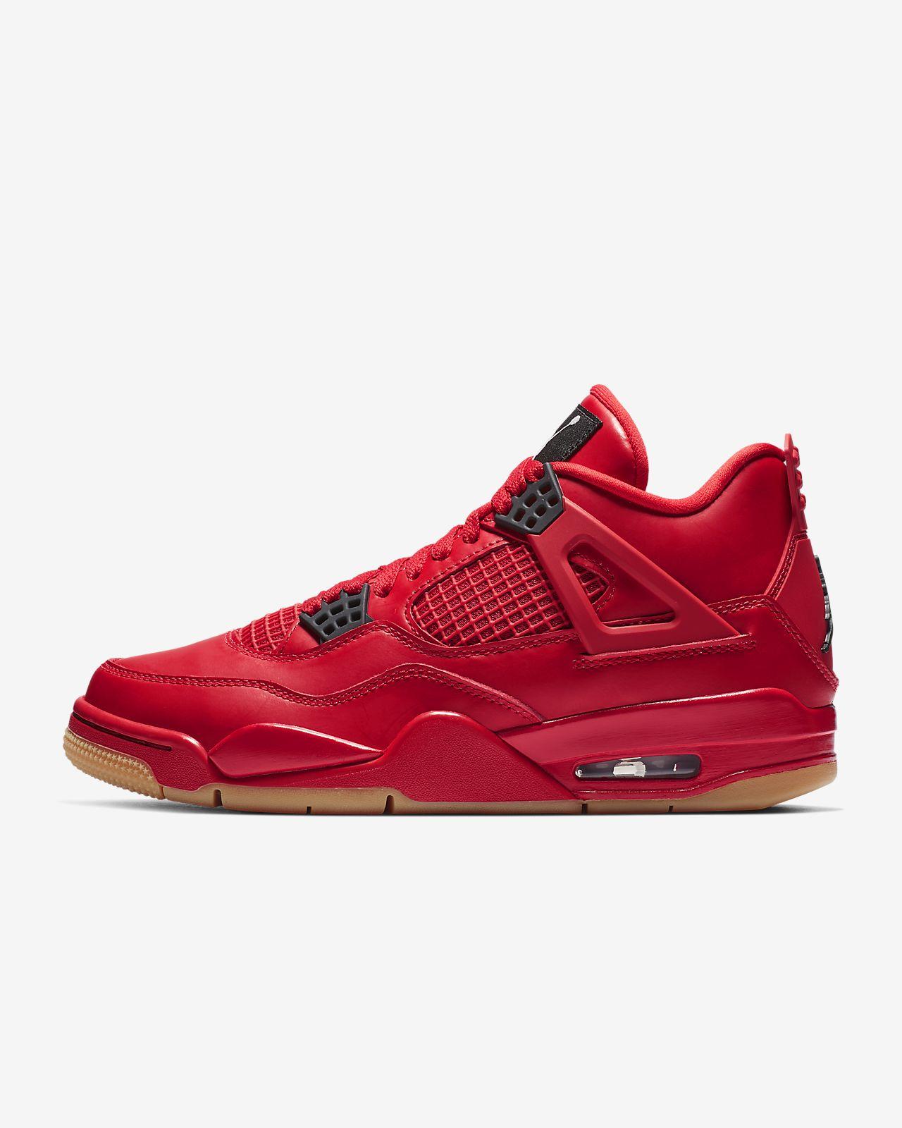 รองเท้าผู้หญิง Air Jordan 4 Retro