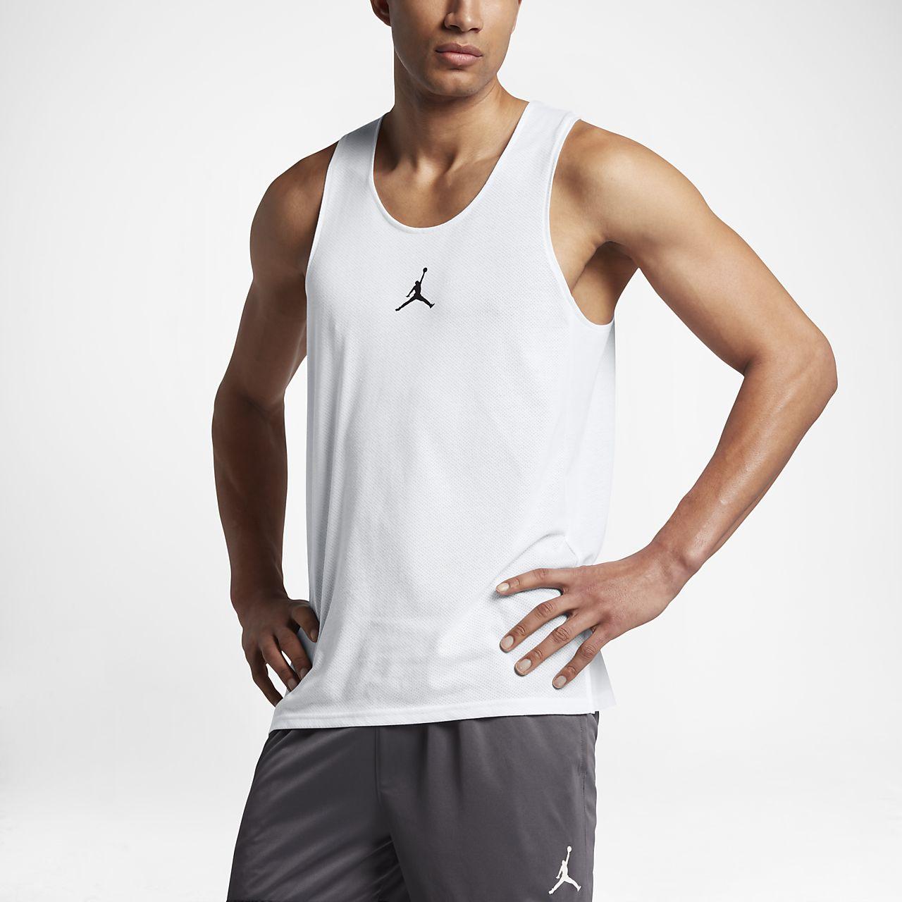 เสื้อแข่งบาสเก็ตบอลผู้ชาย Jordan Flight