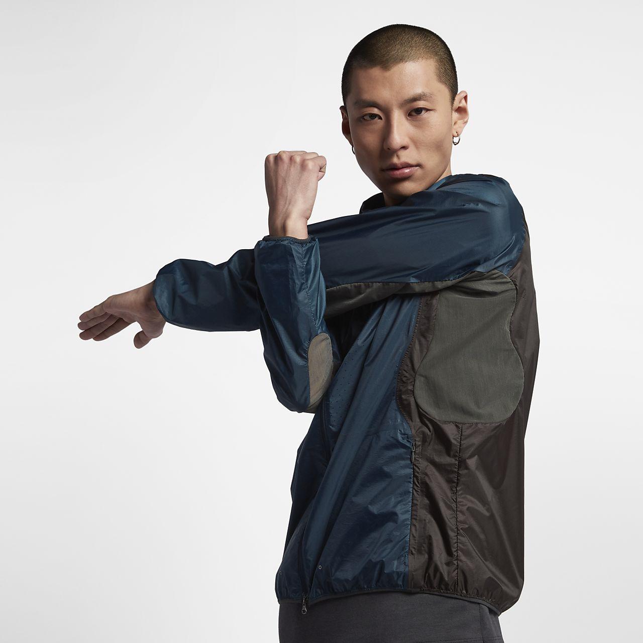 Nike Gyakusou Men's Packable Long-Sleeve Jacket