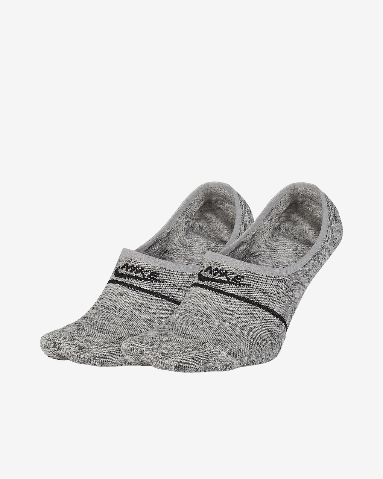 Nike SNEAKR Sox Essential No-Show Socks (2 Pairs)