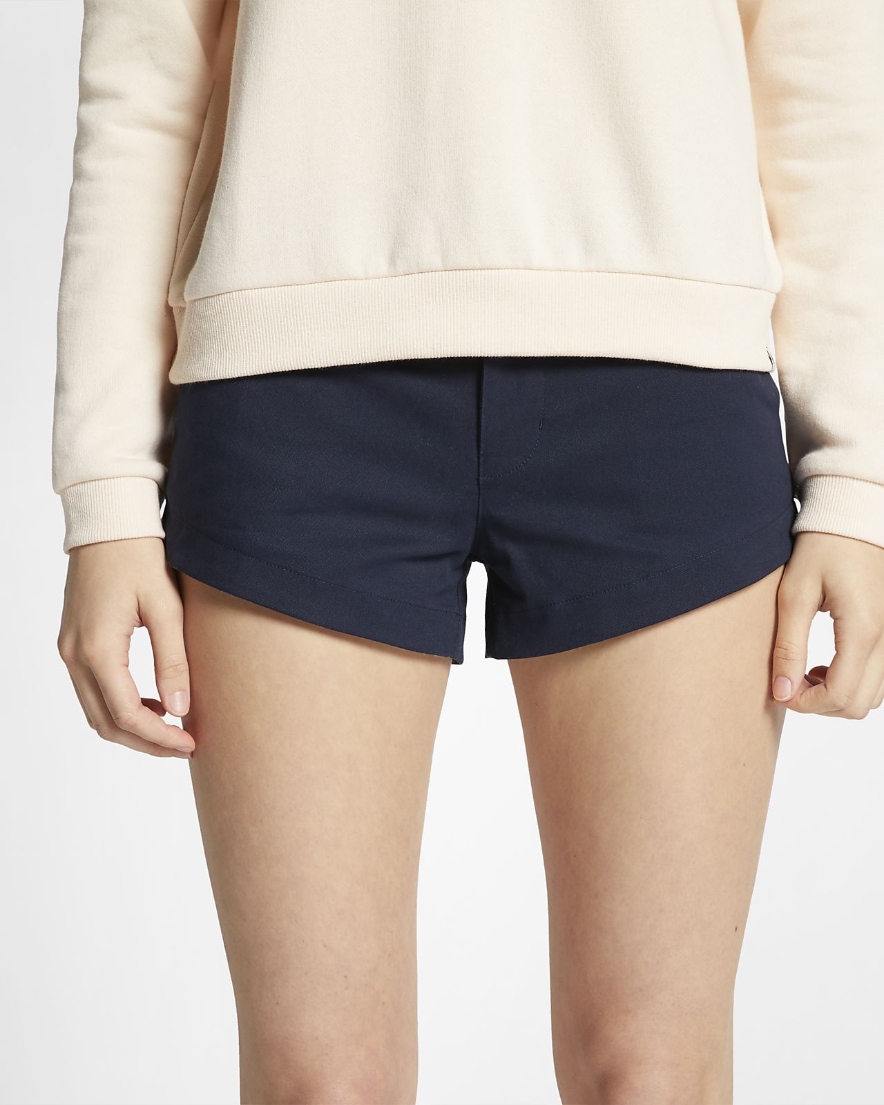 Hurley Lowrider Pantalons curts Chino - Dona