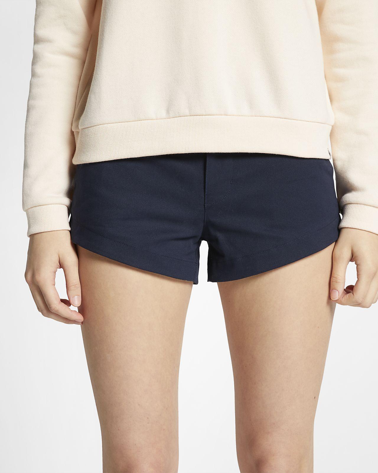 Shorts Chino Hurley Lowrider - Donna