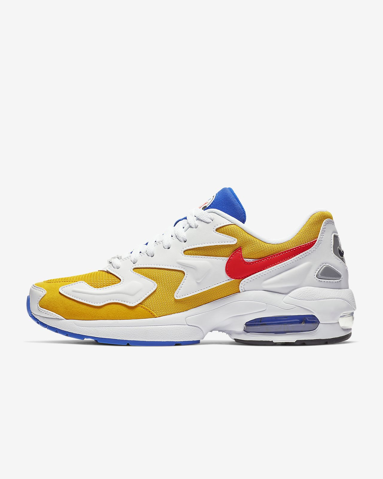 aa7ed080307c0 Chaussure Nike Air Max2 Light pour Homme. Nike.com BE