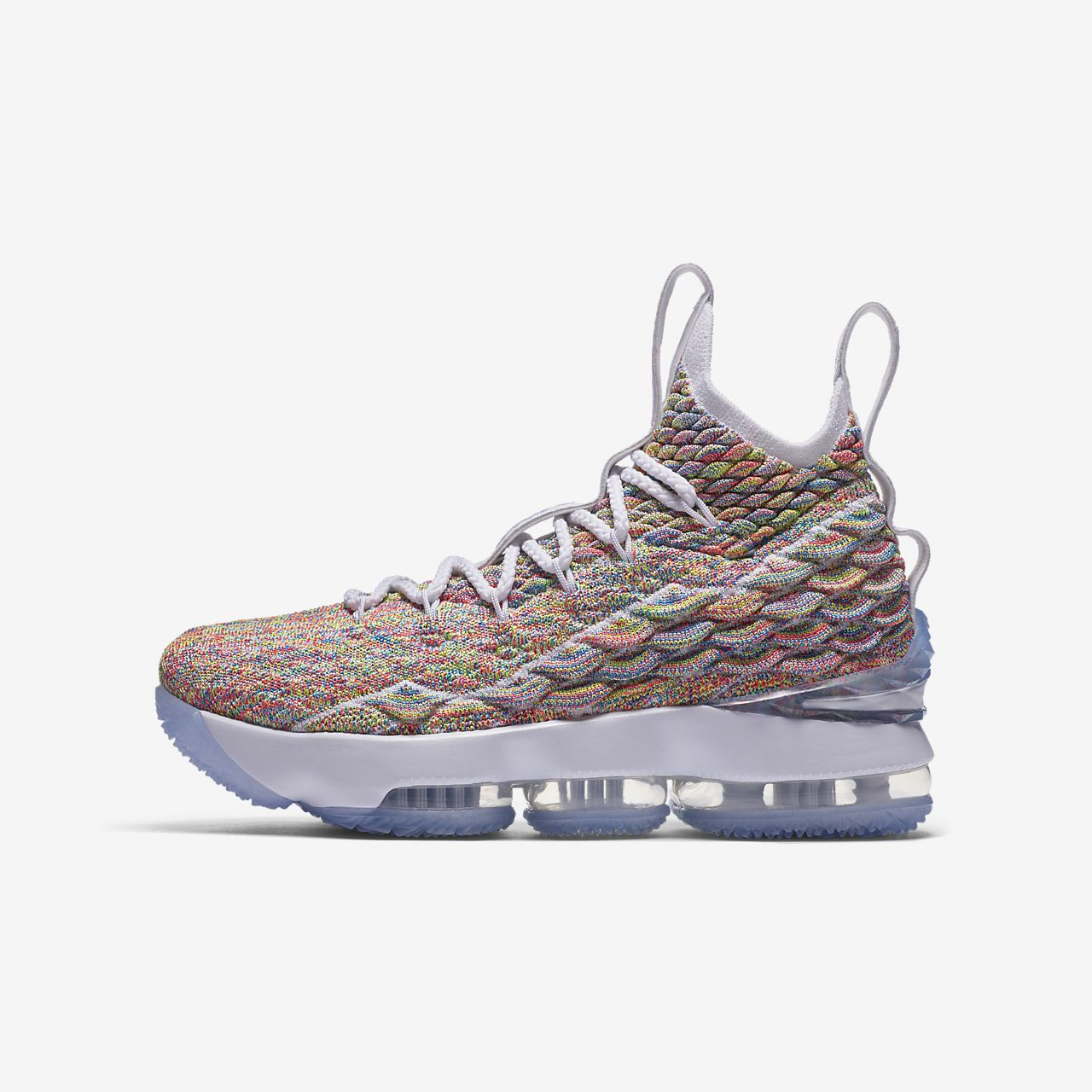 LeBron 15 Older Kids  Basketball Shoe. Nike.com ID 6bc4aed9d