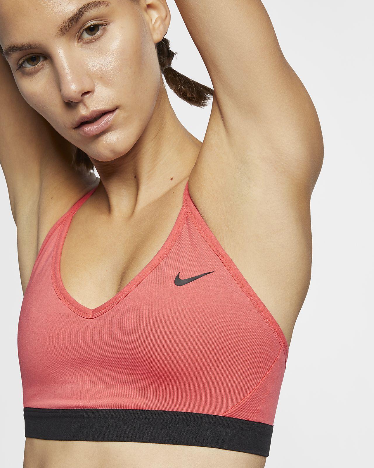 Nike Indy Sport-Bh Met Lichte Ondersteuning Nike Be-6033
