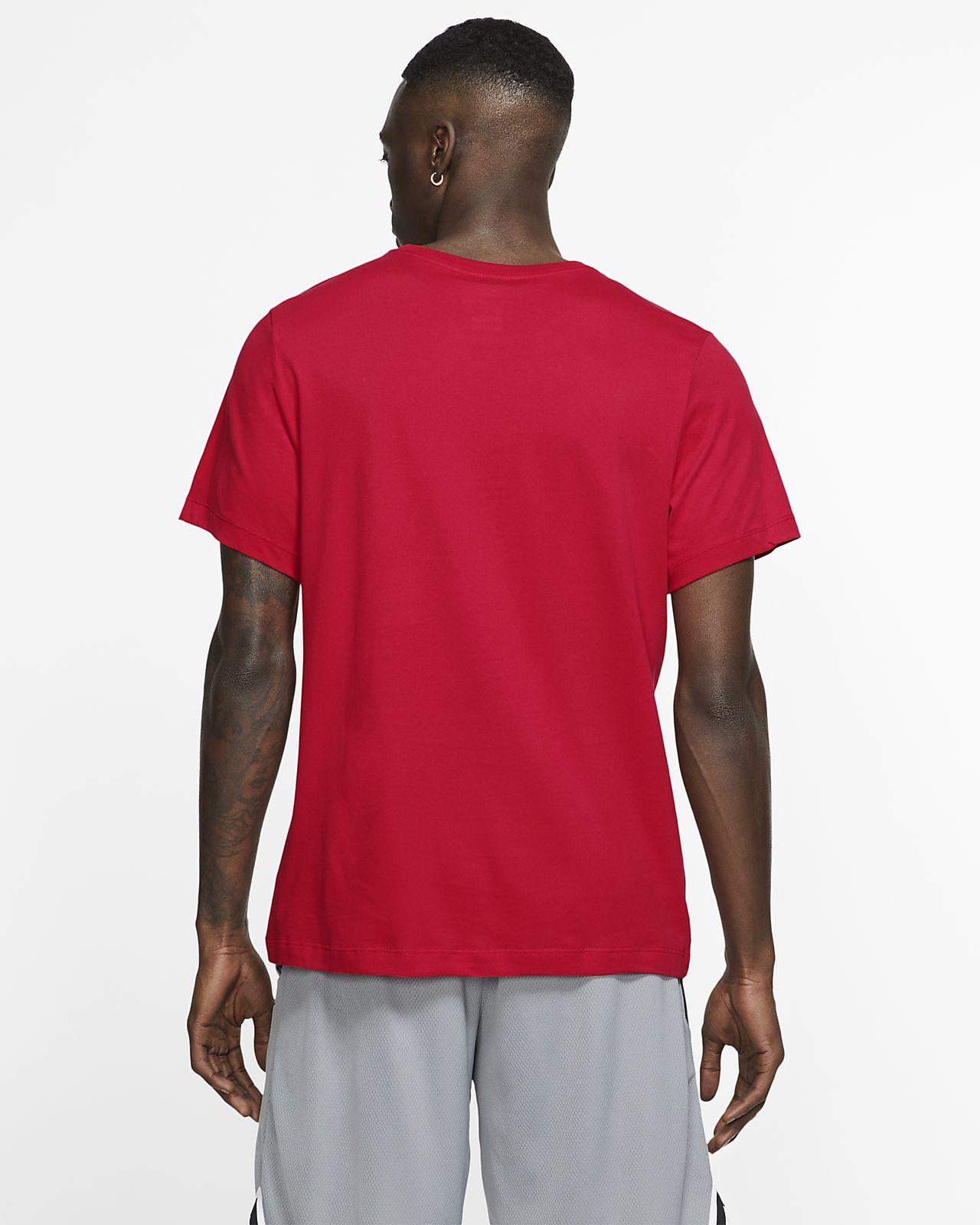 new concept 21c19 86288 ... Tee-shirt de basketball Nike Dri-FIT « Just Do It. » pour