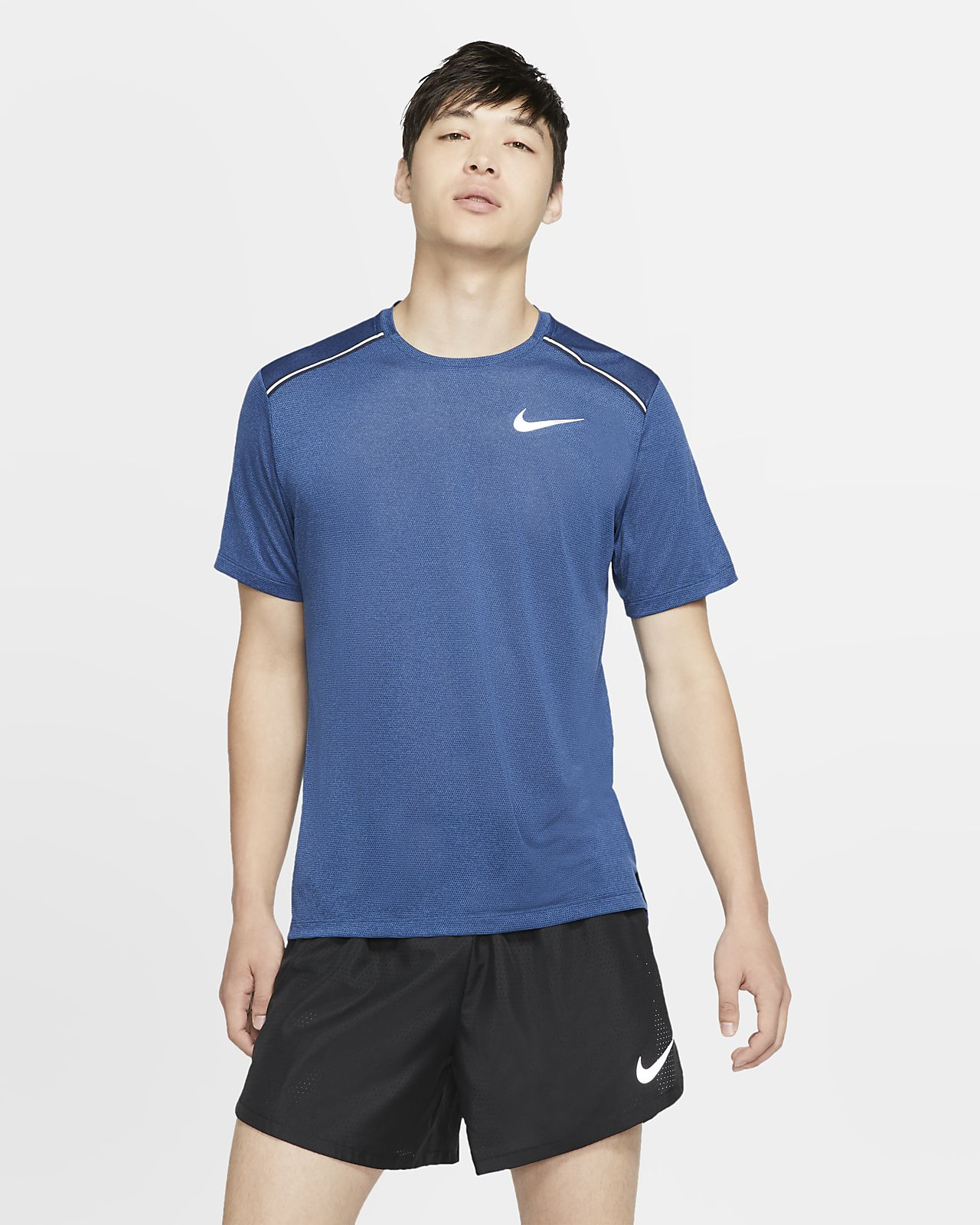 Nike Dri-FIT Miler 男款跑步上衣