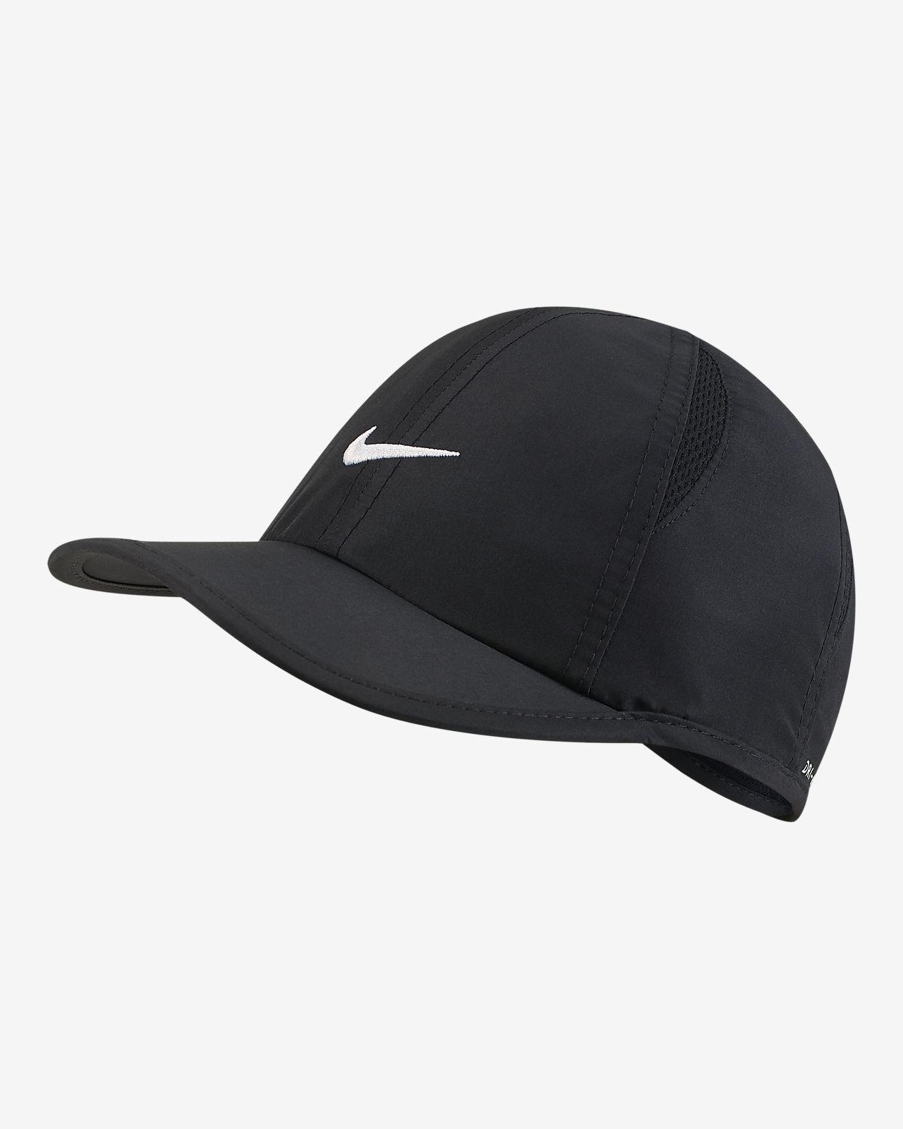 Regulowana czapka dla małych dzieci Nike Featherlight