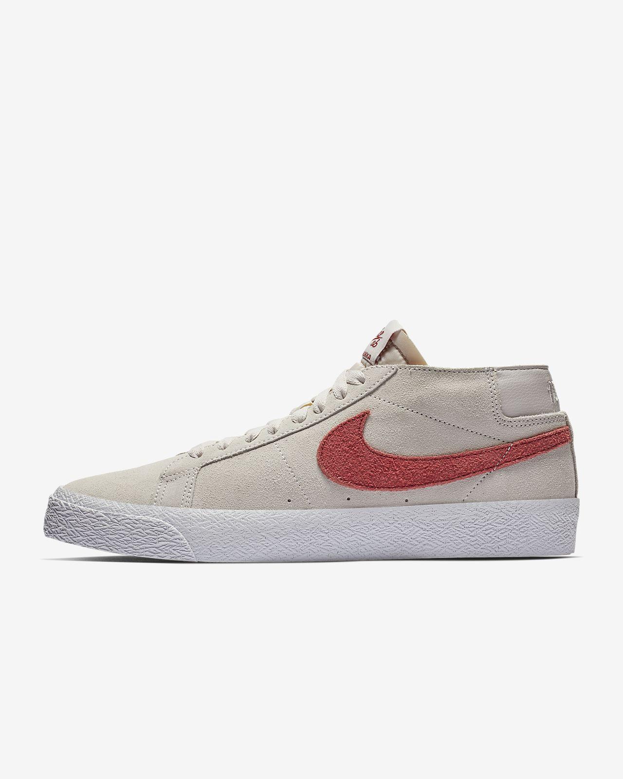 Nike SB Zoom Blazer Chukka男/女滑板鞋